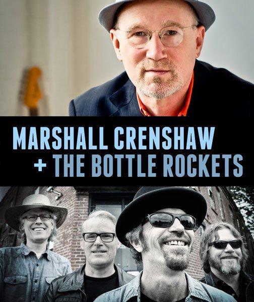 Marshall: bottle rockets