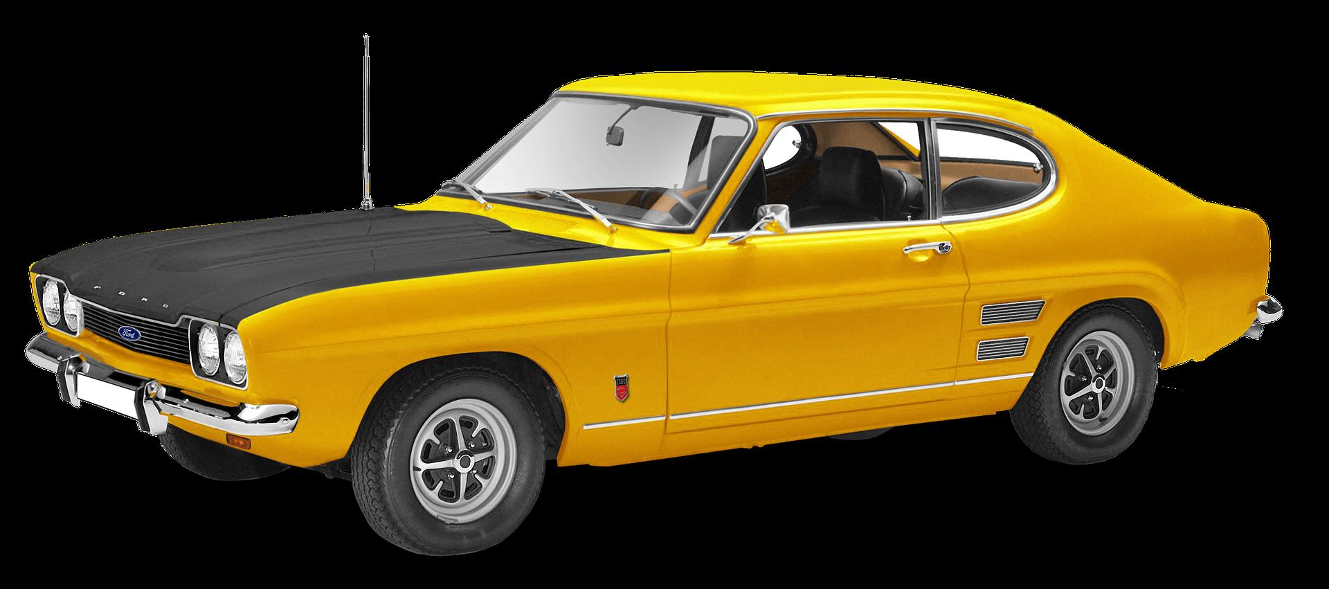 ford-capri-3914333_1920