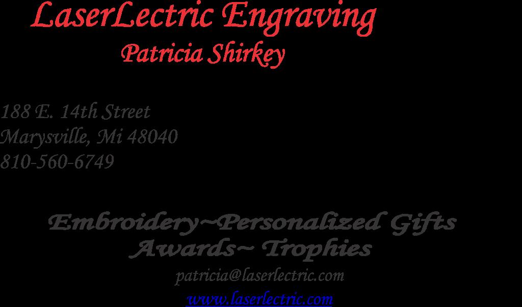 LaserLectric Engraving